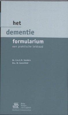 Het dementie formularium