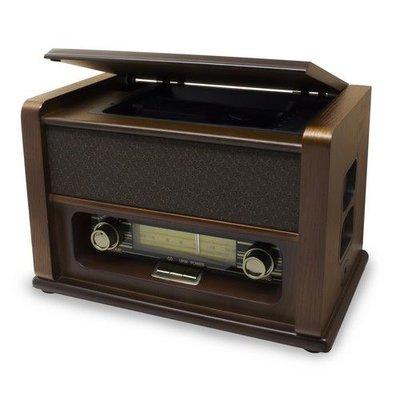 Radio - Nostalgisch - met CD speler Soundmaster NR976