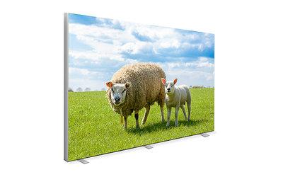 Daglicht fotopaneel met natuurfoto - voor muur of plafond