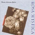 CD Rosa Mystica - liederen met harp