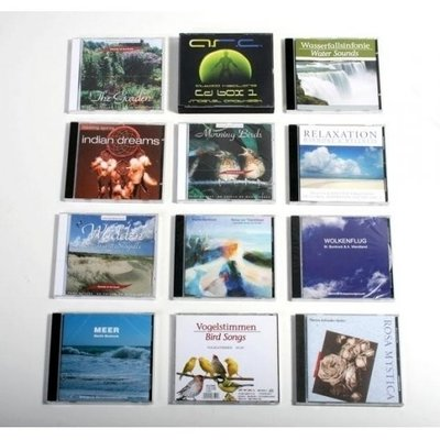 CD Das Meer - geluiden van de zee
