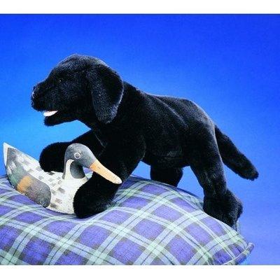 Pop - Handpop Labrador zwart, 51 cm