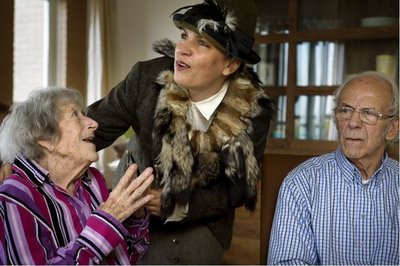 Echt contact maken met mensen met dementie - Training van Theater Veder