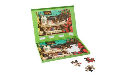 Puzzel - Kattenstreken - Jigsaw Puzzles