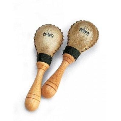 Muziekinstrument - Maracas 2 stuks, klein, 5 x 15 cm