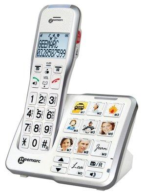 Seniorentelefoon - Geemarc - AmpliDect 595 Foto - Draadloze telefoon