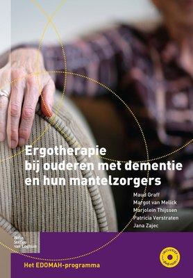 Ergotherapie bij ouderen met dementie en hun mantelzorgers (E-book)