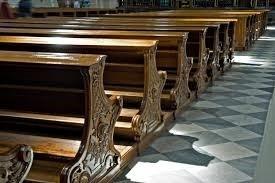 Bekende geur - Kerkbankje