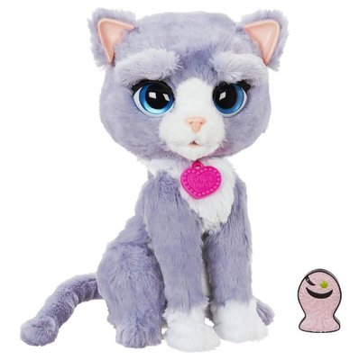 Knuffeldieren - Interactieve Kat - Bootsie mijn kat