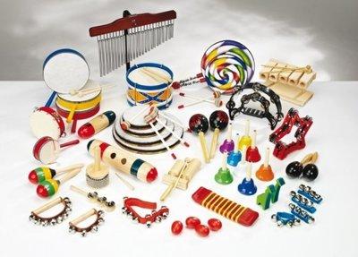 Muzikale ontdekking - luxe set