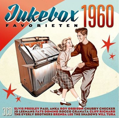 CD - Jukebox favorieten 1960