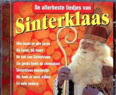 CD - Allerbeste Liedjes Van Sinterklaas