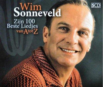 CD - Wim Sonneveld - Zijn 100 beste liedjes