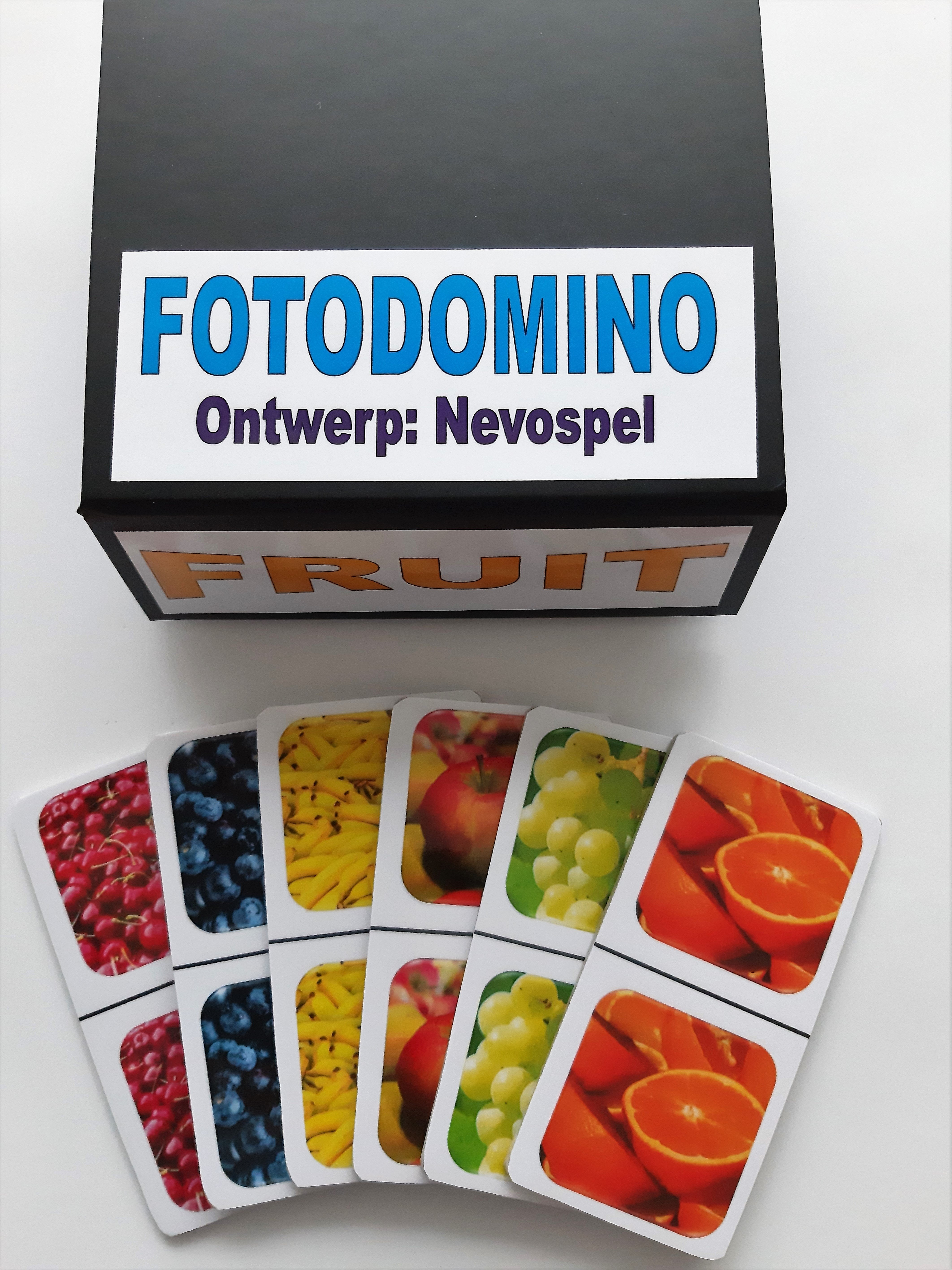 Foto Domino - Fruit