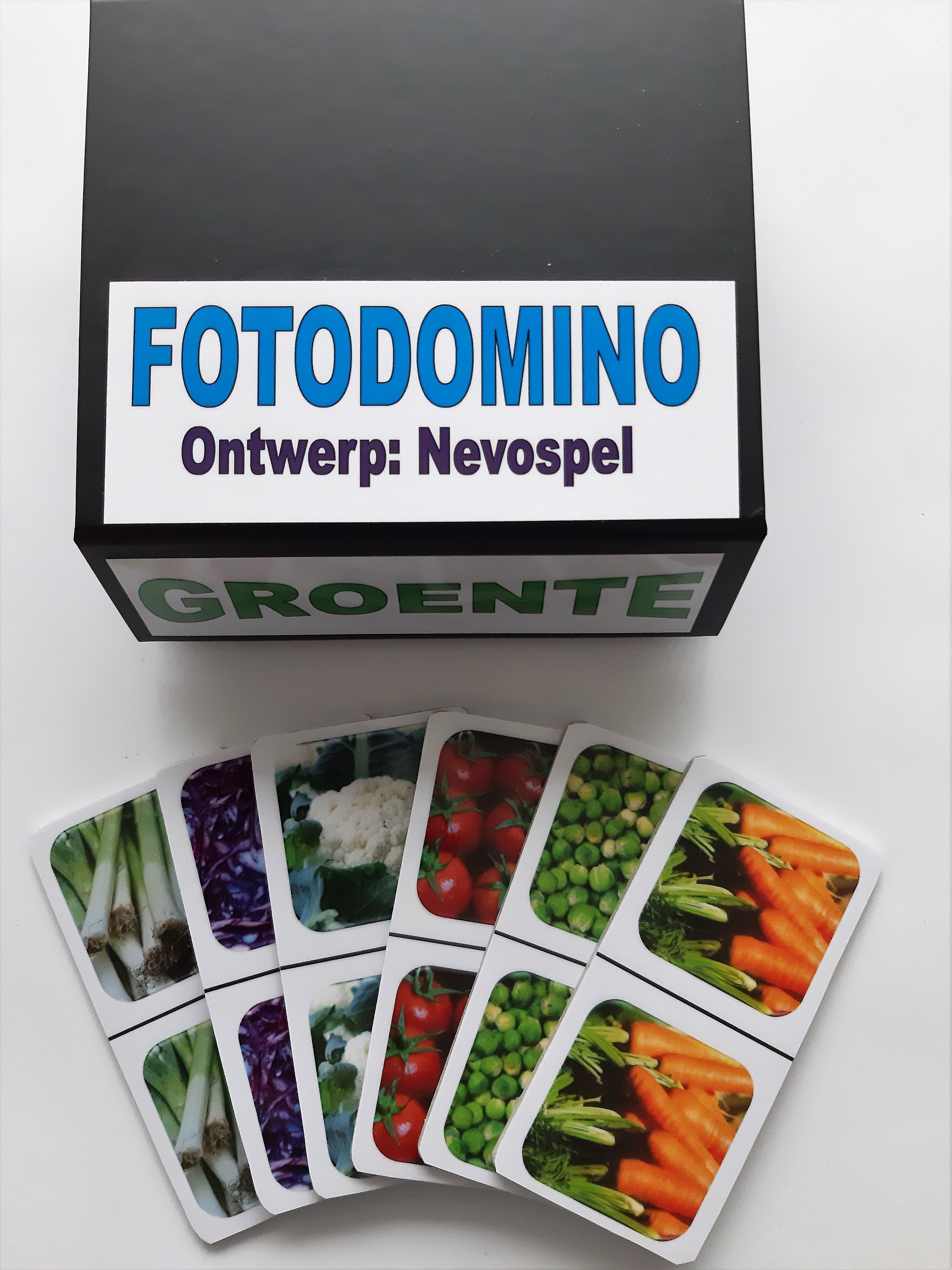 Foto Domino - Groente