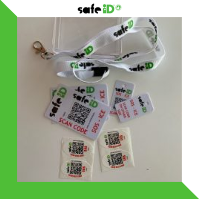 Daily Safe SOS-Pakket van Safe-ID