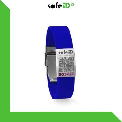 Daily Safe SOS-armband van Safe-ID