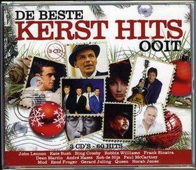 CD - De beste kersthits ooit