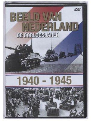 DVD - Beeld van Nederland - De Oorlogsjaren 40-45