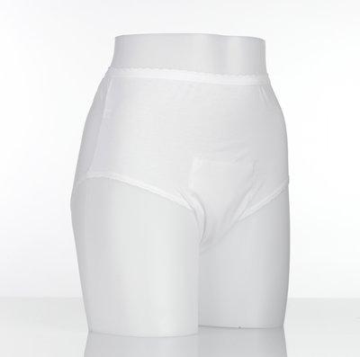 Wasbaar beschermbroekje met inlegstuk - Dames