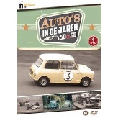 DVD Vroeger - Auto's in de jaren 50-60