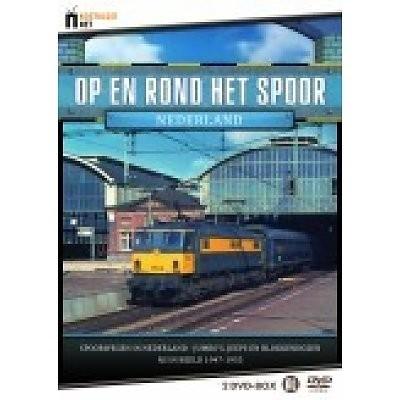 DVD Vroeger - Op en rond het Spoor: Nederland