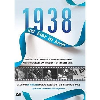 DVD Vroeger - Uw jaar in Beeld - vanaf 1929