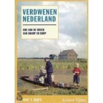DVD Vroeger - Verdwenen Nederland