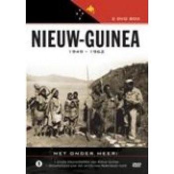 DVD Vroeger - Indië - Nieuw Guinea 1949-1962