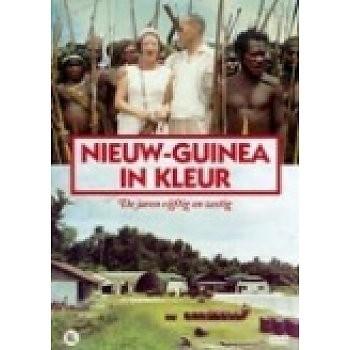 DVD Vroeger - Indië - Nieuw Guinea in kleur
