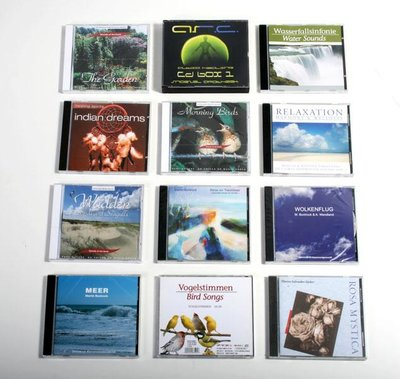 CD Relaxation, Body & Soul