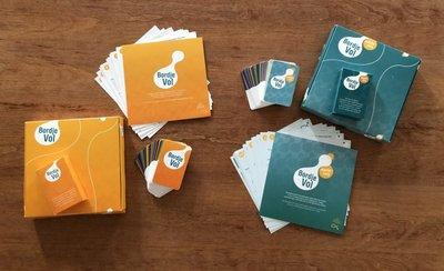 BordjeVol Spel - Combinatieset | Mantelzorgers (5x) en Iedereen (5x): speelkaarten én werkbladen