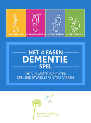 Het 4 fasen dementie spel