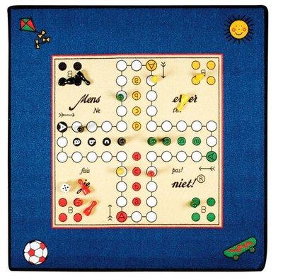 Ergernisspel - Ludo - spelmat - XL
