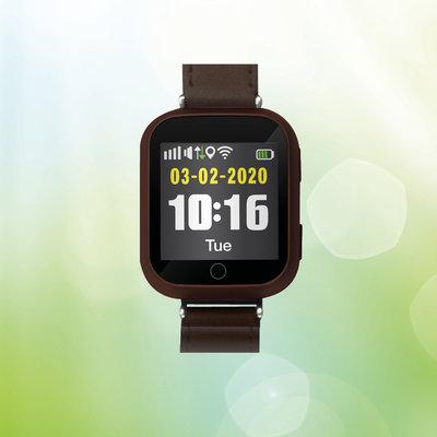 Wuzzi Alert  'Horloge Orion' - mobiel gps alarm voor binnen en buiten.