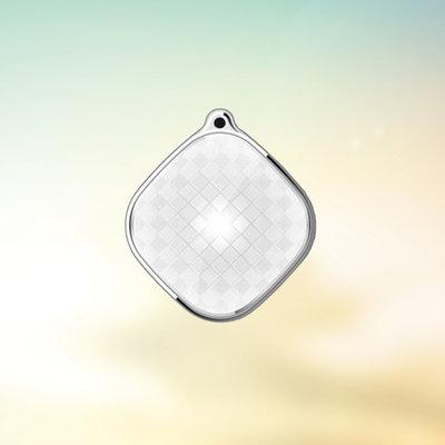 Wuzzi Alert 'Sieraad Pearl' - mobiel gps alarm voor binnen en buiten.