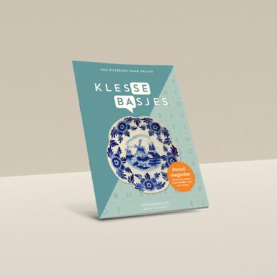 Klessebasjes – Puzzelboekje | Holland