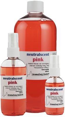 Neutralscent Pink Spray 50 ml - Tegen feces, wond geur