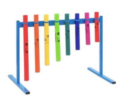 Muziekinstrument - Boomwhacker standaard voor binnen en buiten