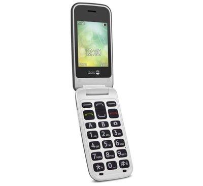 Seniorentelefoon - Doro® 2424 - Met camera en SOS knop
