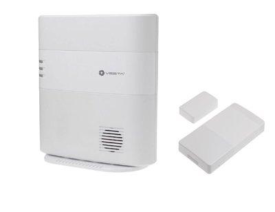 Draadloos deuralarm PLUS met simkaart - magneetcontact