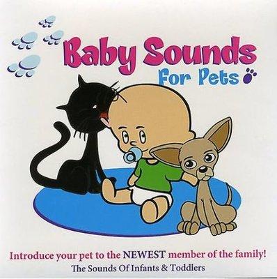 CD - Babygeluidjes voor 'Moederhoek Beleefplek'