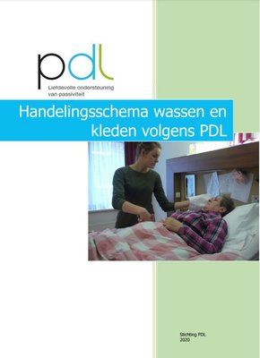 Wassen en kleden volgens PDL