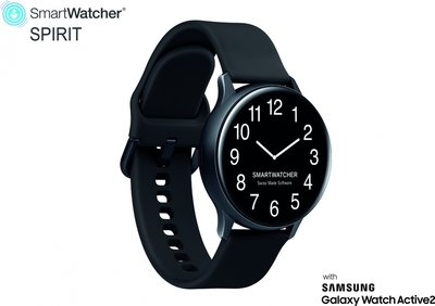 SmartWatcher noodoproep horloge - Spirit