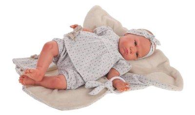 Pop - Reborn Babypop - wakker meisje