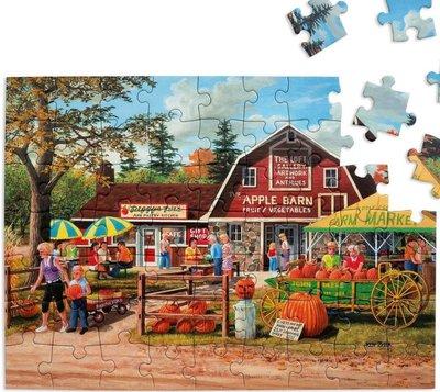 Puzzel - 63 XL stukjes - Boerenmarkt