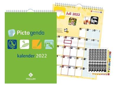Pictogenda kalender 2022