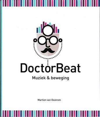 DoctorBeat - Muziek en beweging bij Parkinson | Boek en 3 CD's