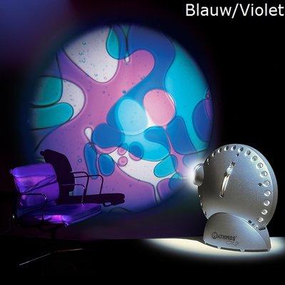 Space Projector + 1 Oliewiel Lava effect