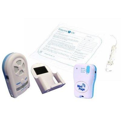 Stoelalarm - Met ingesproken herinnering (ook voor thuisgebruik)